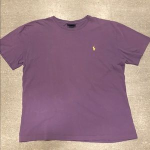 Ralph Lauren - Purple Short Sleeve T Shirt